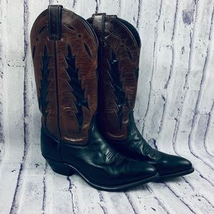Vintage Code West Cowgirl Boots